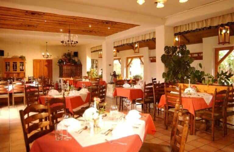 Gasthaus mit Gastgarten in Bad Radkersburg