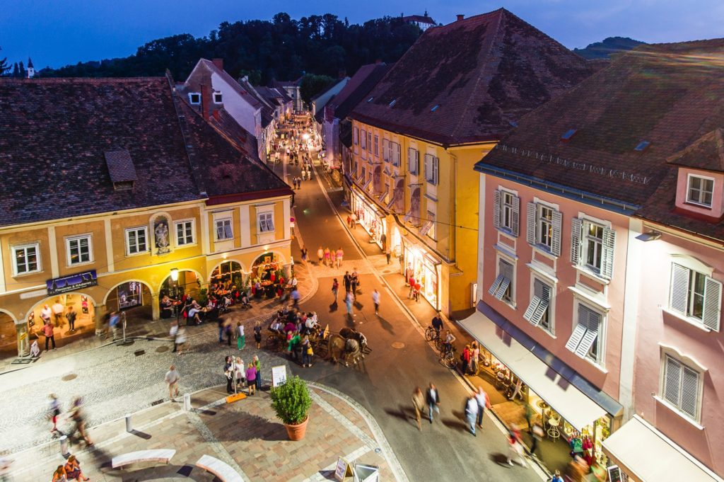 Altstadt Bad Radkersburg