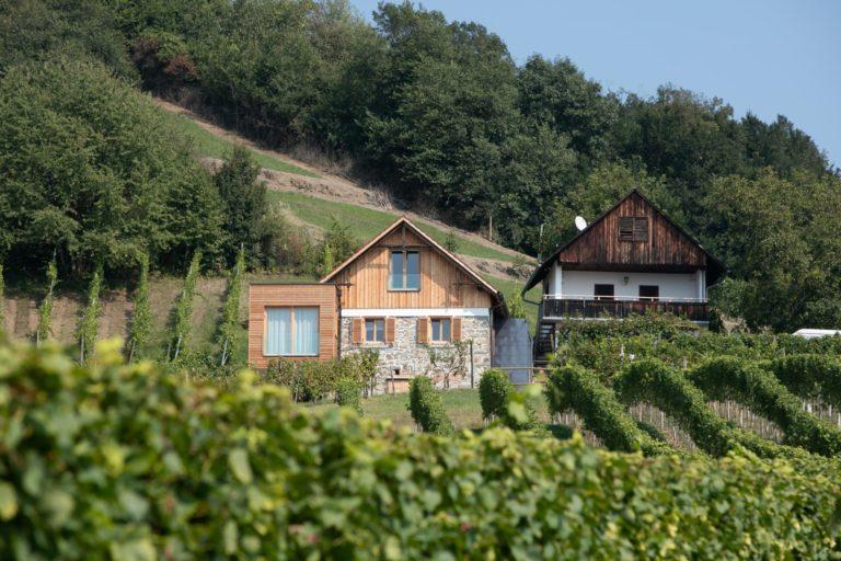 Kellerstöckl in der Steiermark