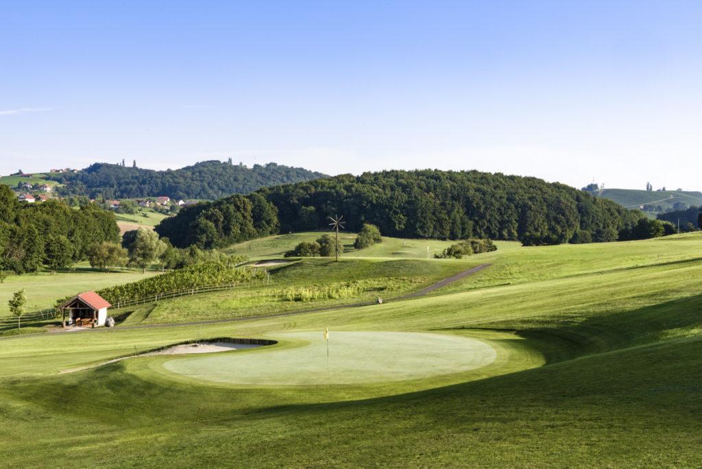 Golfplatz Klöch in der Region Bad Radkersburg