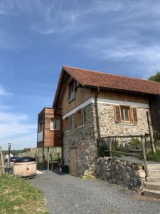 Ferienhaus mit Pool Südsteiermark